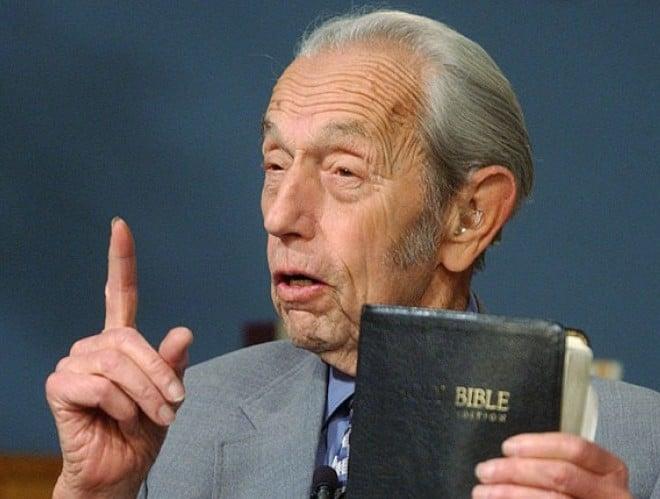 Harold Camping's False Prophecies