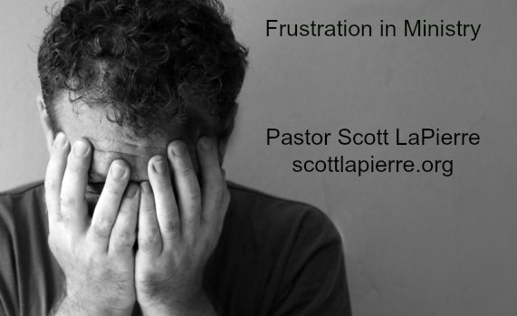 Frustration in ministry