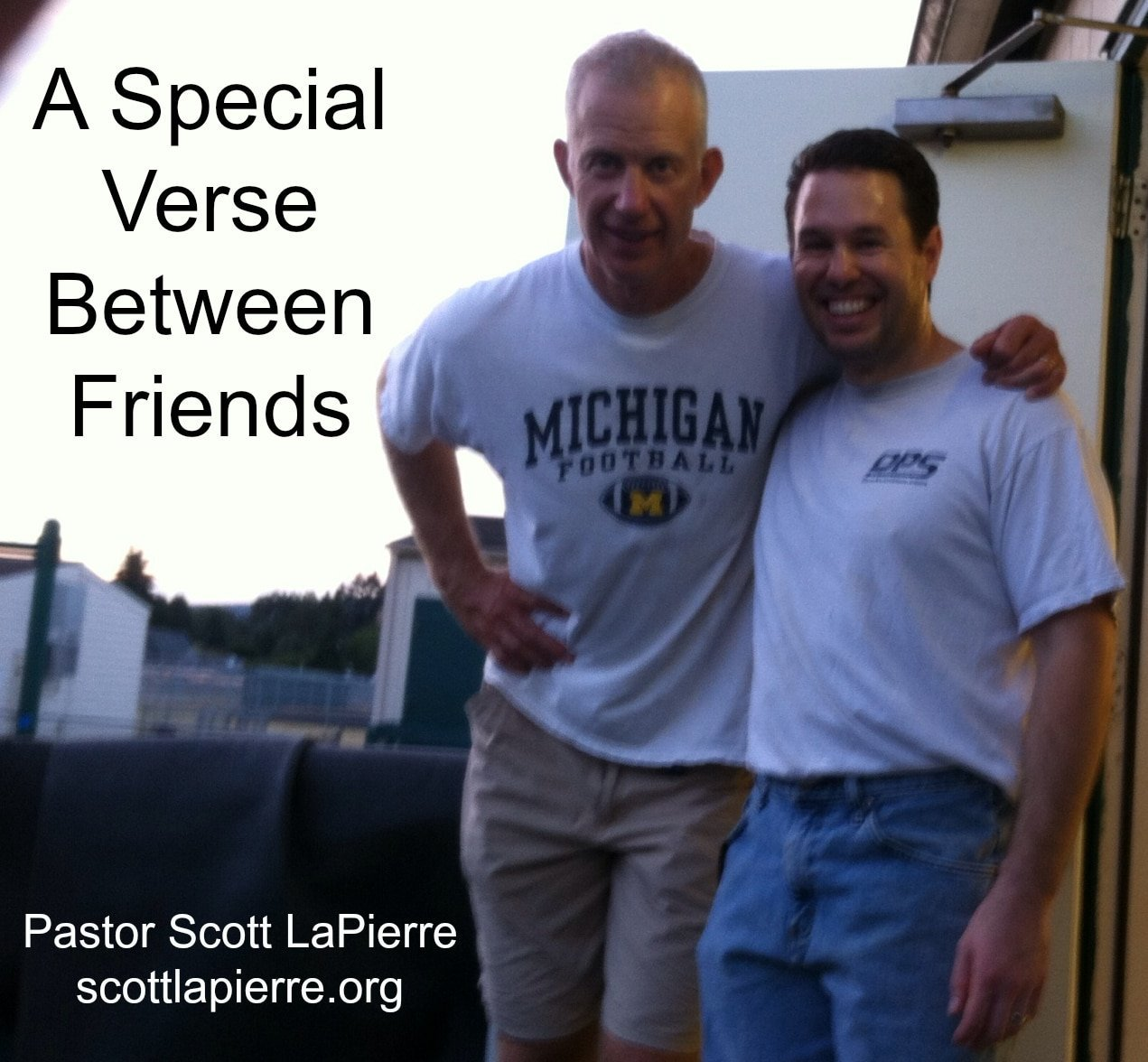 a special verse between friends