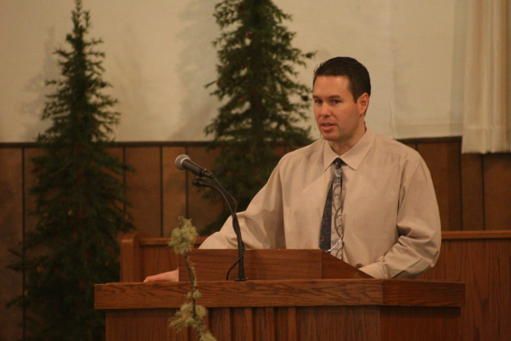 Marriage God's Way author Scott LaPierre - marriage sermons