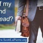 What if my husband won't lead?