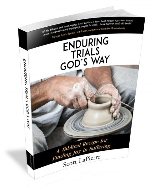 Enduring Trials God's Way by Scott LaPierre 3D cover