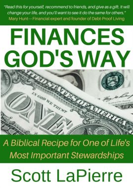 Finances God's Way by Scott LaPierre front cover