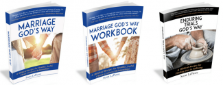 Marriage Enduring Trials God's Way author Scott LaPierre