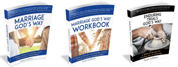 Marriage Enduring Trials God's Way author Scott LaPierre
