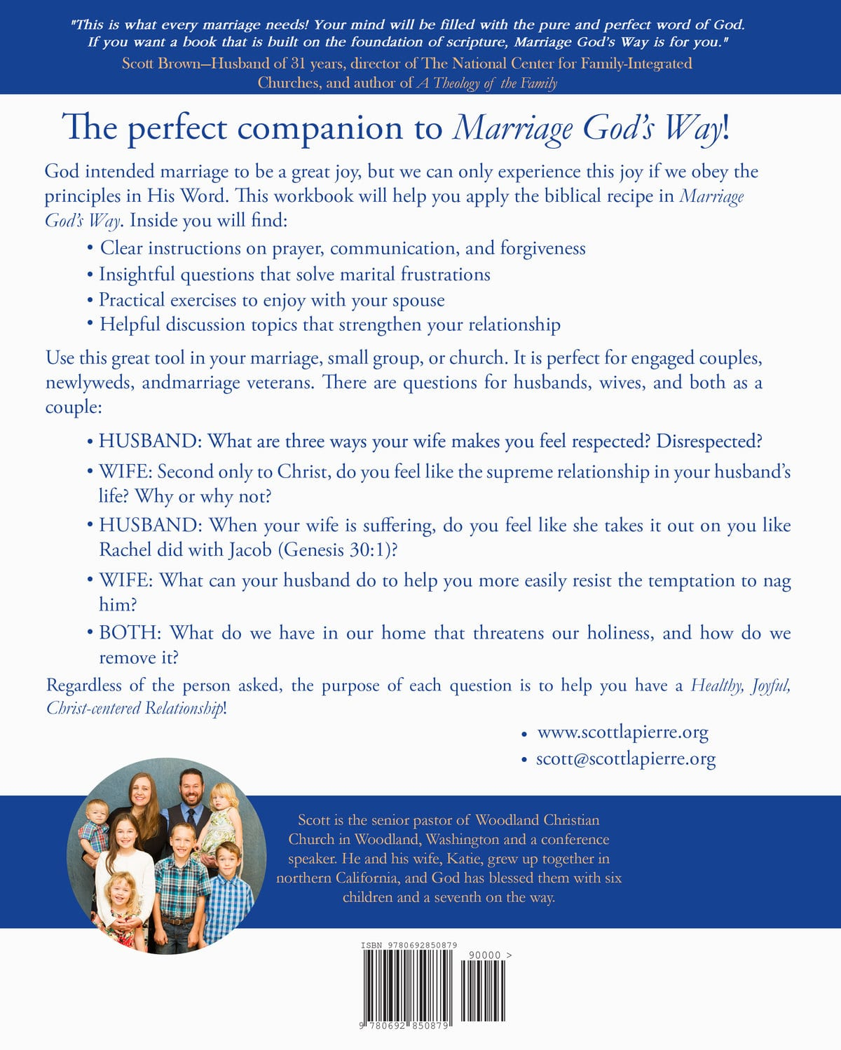 Marriage God's Way bundle—30% off (FREE shipping on US orders ...