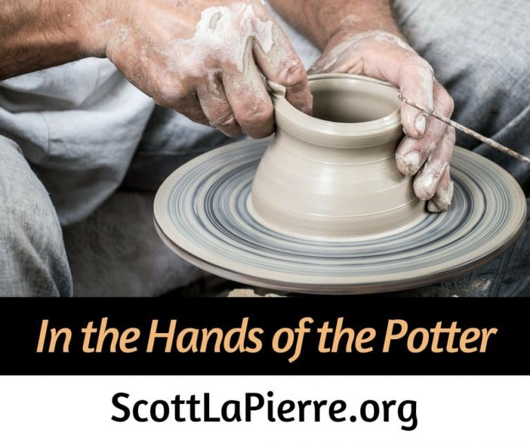 The Potter and the Clay in Jeremiah 18 illustrates that God is sovereign over the trials we experience. Rejecting our circumstances is working against God.