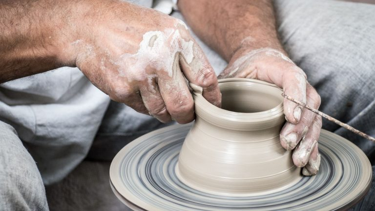 What Kind of Clay Are You in the Hands of the Potter-author-scott-lapierre