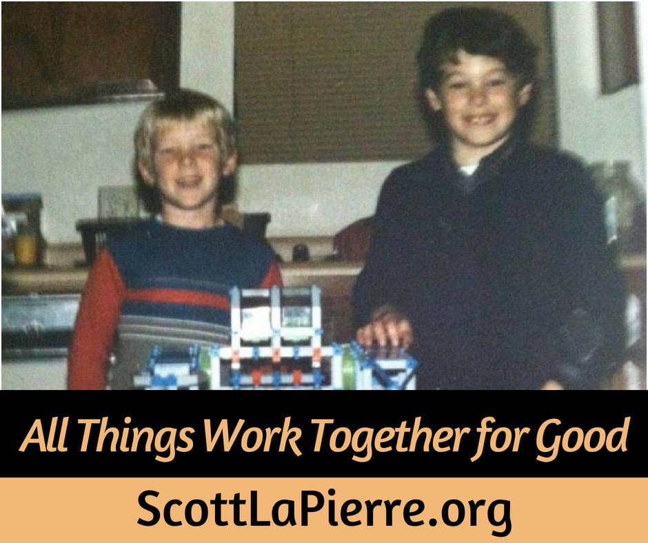 All things work together for good author Scott LaPierre