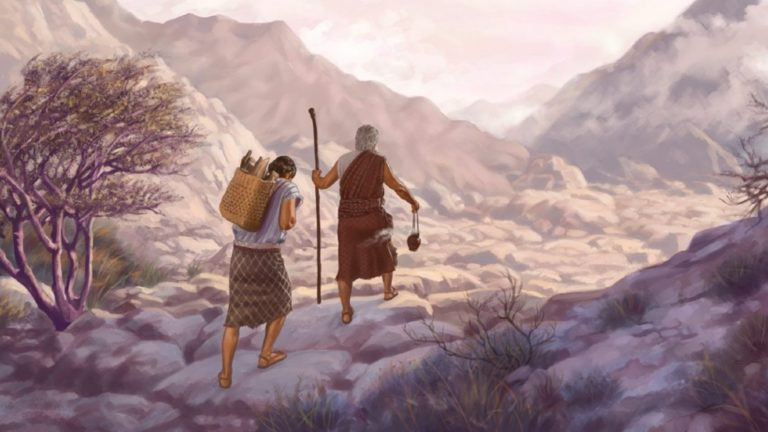 Genesis 22_2—Isaac and Jesus Were Both...(Part I)